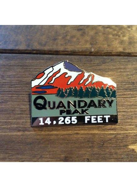 TOPP Quandary Peak Pin