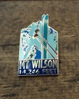 TOPP Mount Wilson Pin