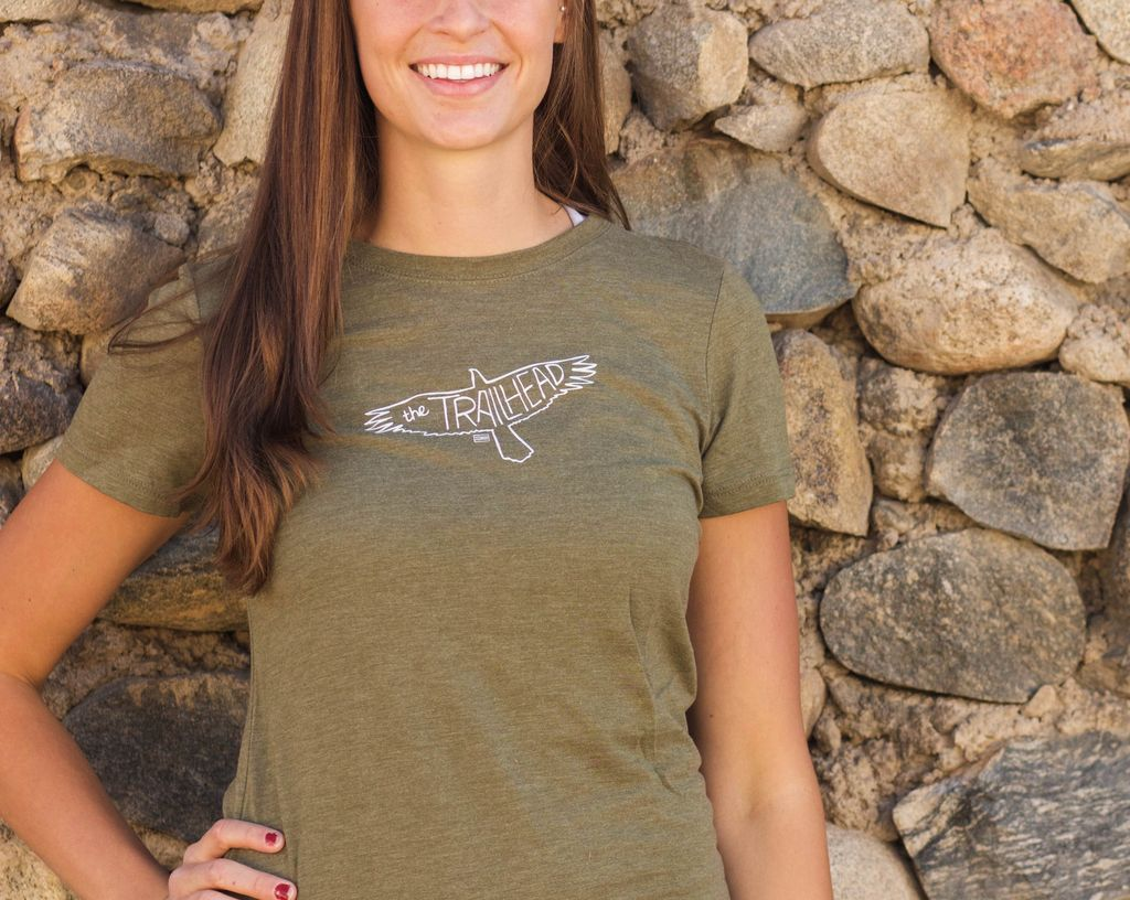 Souled Out Women's Trailhead Tee: Eagle