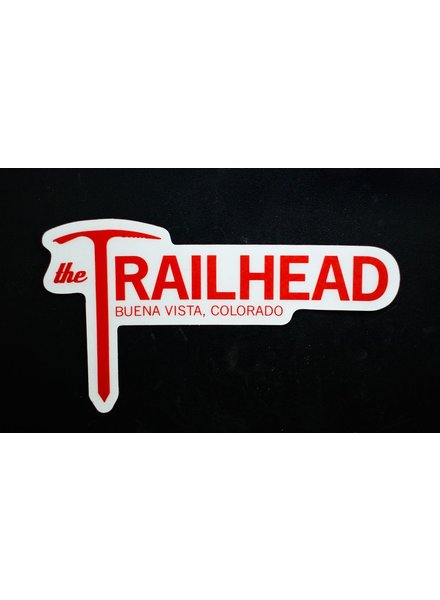 CO Creative The Trailhead Stickers - Clear Vinyl
