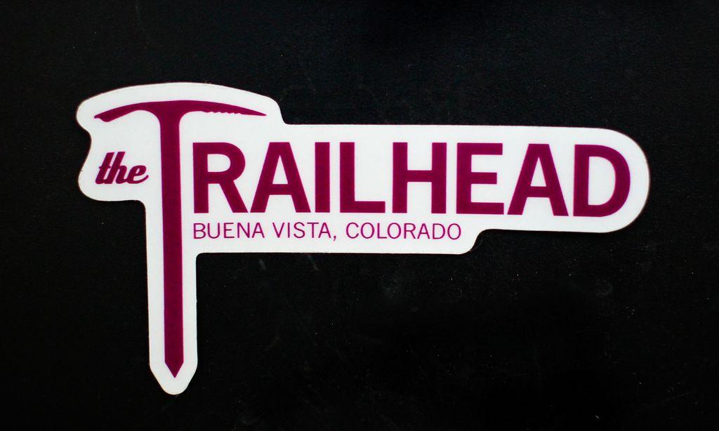 CO Creative Trailhead Stickers
