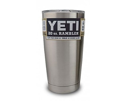 YETI COOLERS YETI Rambler Tumbler - 20 OZ