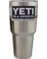YETI COOLERS YETI Rambler Tumbler 30 OZ