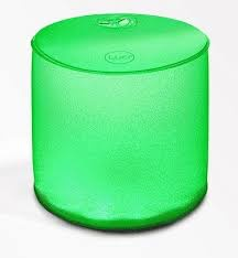 luci luci aura inflatable solar lanterns color