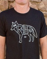 Souled Out Men's Trailhead Tri-Blend Crew Wolf Tee
