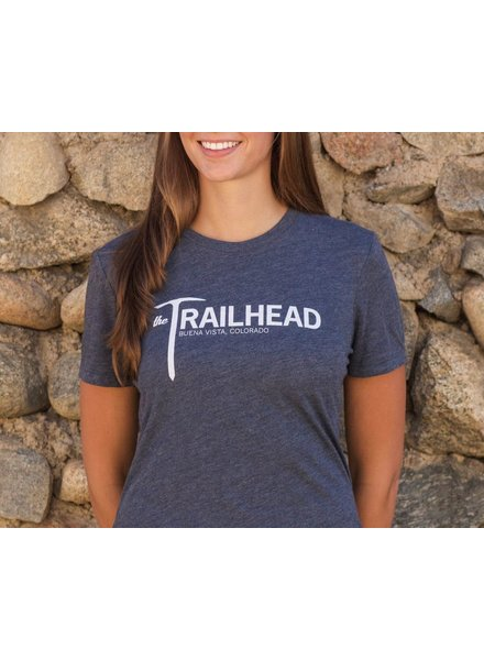 Souled Out Women's Trailhead Tri-Blend Crew Classic Logo Tee