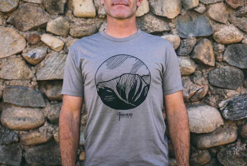Souled Out Mount Columbia Tee