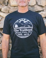Souled Out Trailhead Tri-Blend Crew Retro Logo Tee