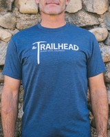 Souled Out Trailhead Tri-Blend Crew Classic Logo Tee