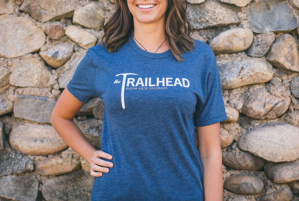 Souled Out Trailhead Classic Logo Tee
