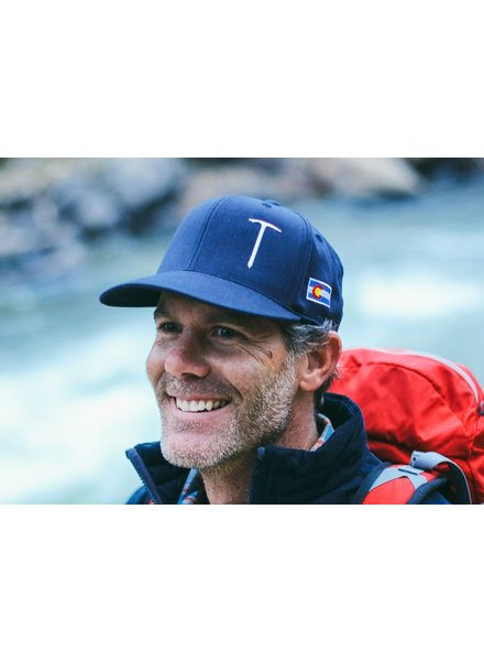 Souled Out The Trailhead Ice Axe Flex Fit Flat Bill Cap