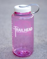Nalgene Nalgene Trailhead CO Line Art/Classic Logo Everyday WM 1 QT, Cosmo w/Platinum Lid