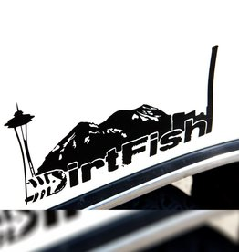 MountainFish Decal