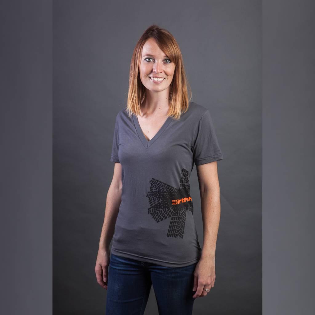 V-Neck Tread T-Shirt