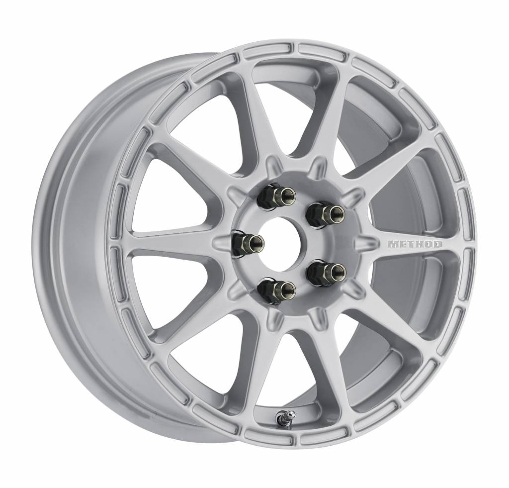 Method MR501 VT Spec Silver
