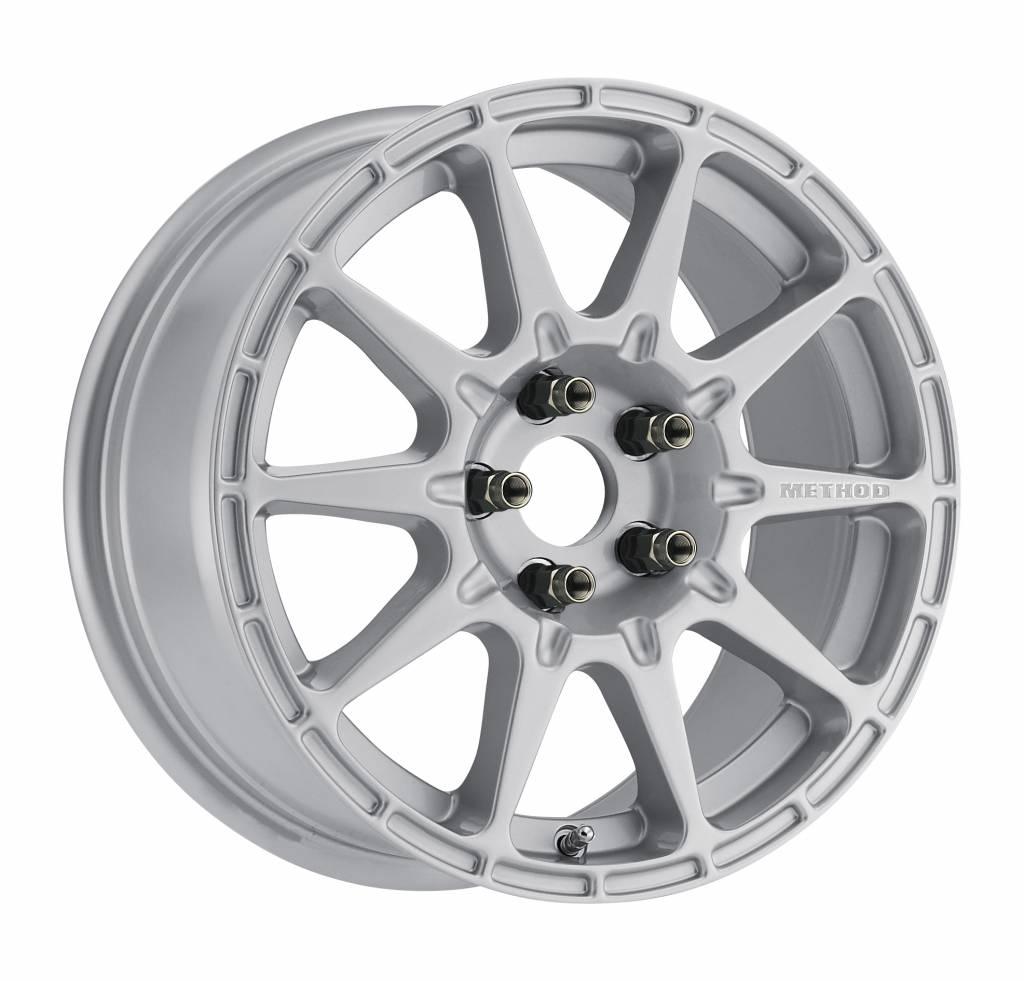 Method MR501 VT Spec Silver