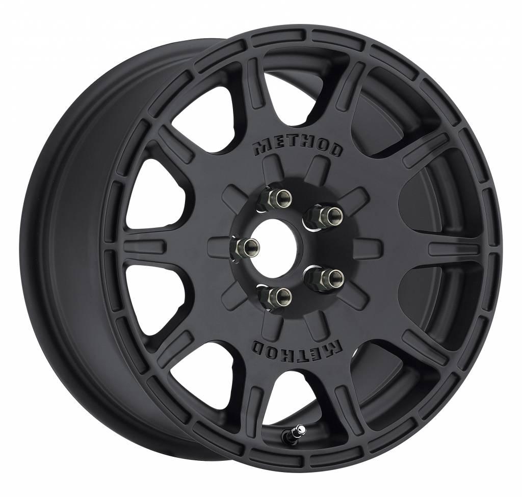 MR502 VT Spec Matte Black