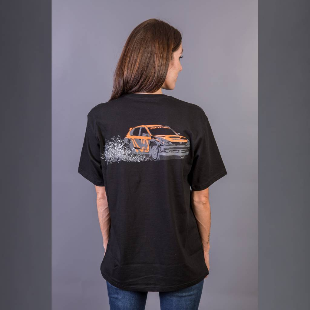 Black STI T-Shirt