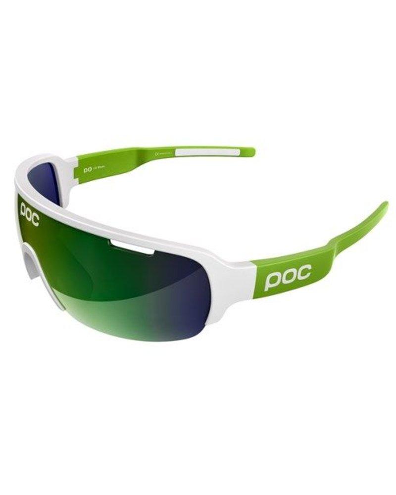 POC DO Half Blade Hydro White/Cannon Green