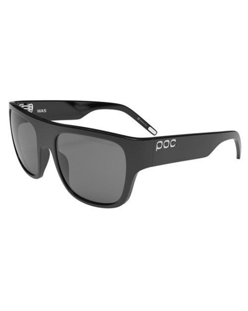 POC Was Sunglasses Uranium Black