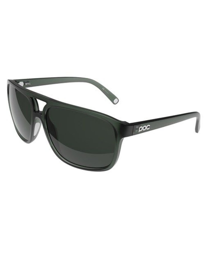 POC Will Sunglasses Green/White Green