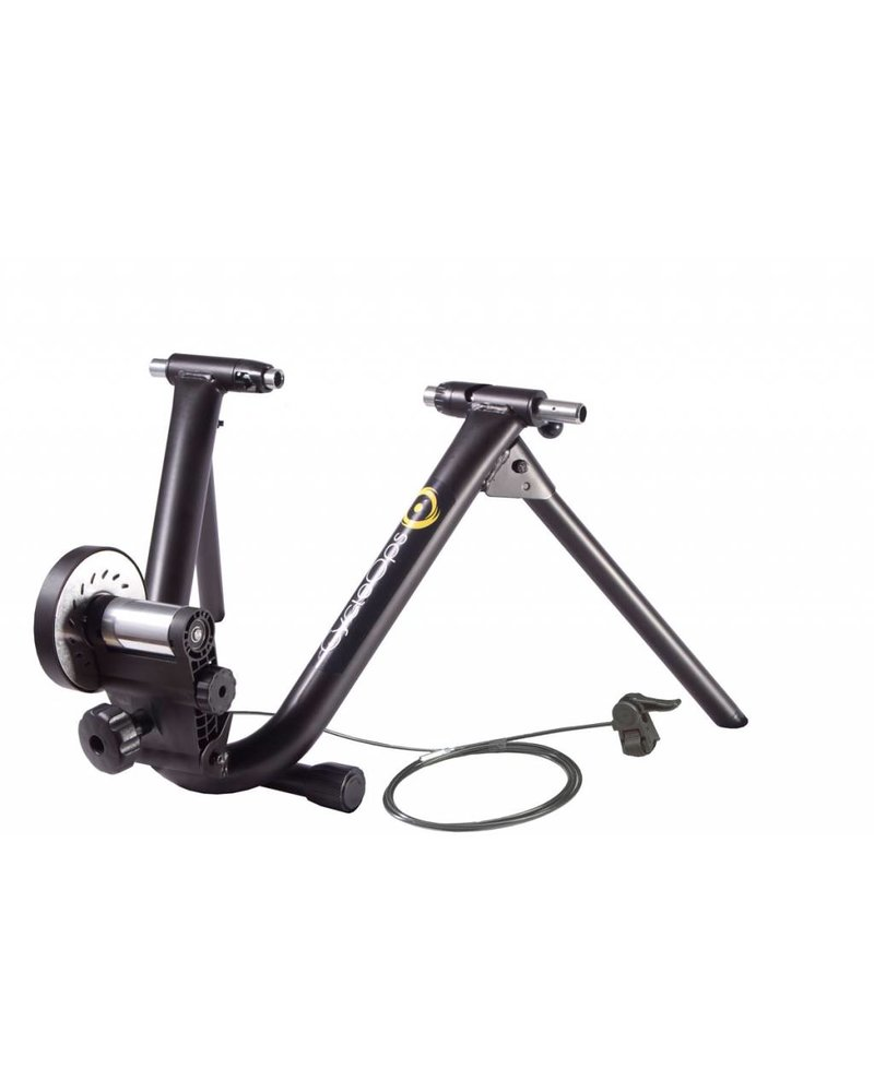 CycleOps CycleOps 9902  Mag+ Trainer with Remote: Black