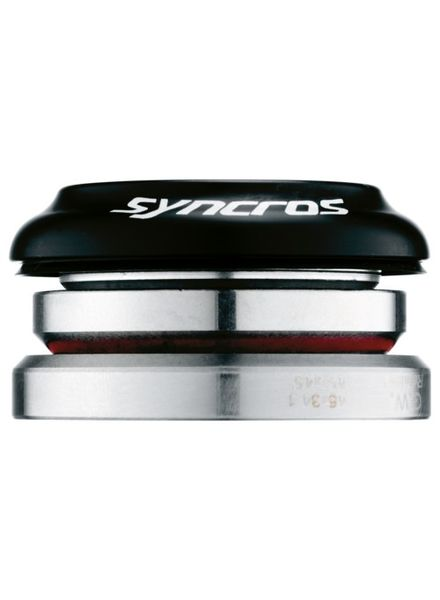 "Syncros Headset Drop-In 1 1/8"" - 1 1/4 black"