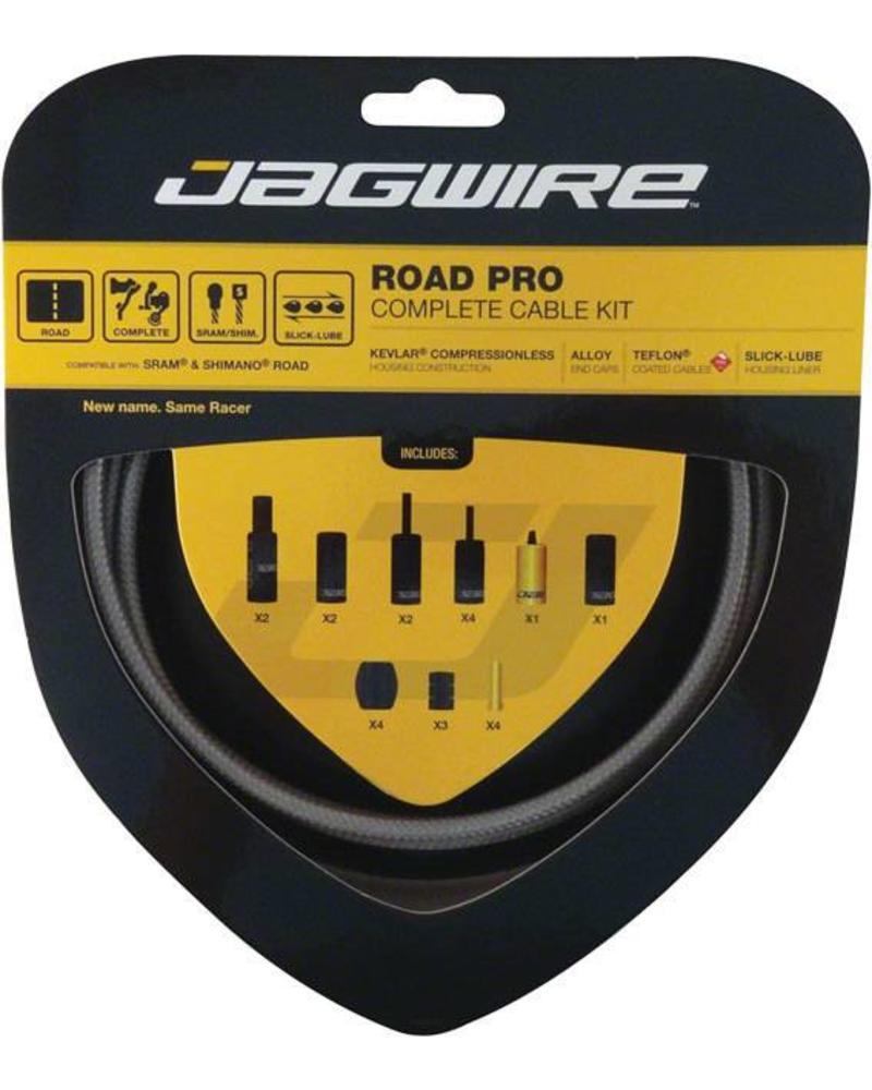 Road Pro Complete Shift and Brake Kit Titanium