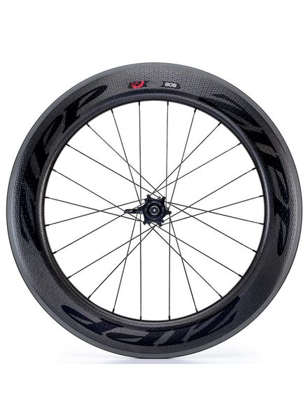 Zipp Speed Weaponry 808 Firecrest CC Rear 11S SRAM; Black Decal