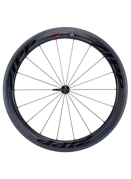 Zipp Speed Weaponry 404 Firecrest CC Front, Black Decal