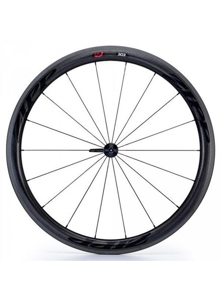 Zipp Speed Weaponry 303 Firecrest CC Front, Black Decal