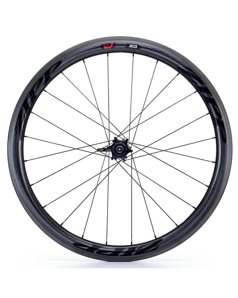 ZIPP 303 Firecrest CC Rear 11S SRAM; Black Decal