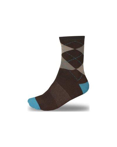 Endura Argyll 2-Pack Socks, UMar : S-M