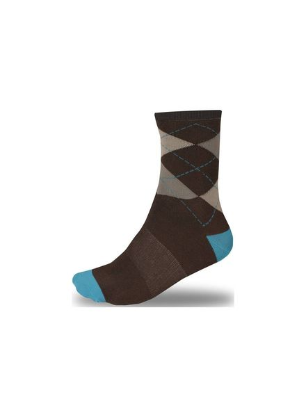 Endura Argyll 2-Pack Socks, UMar : S-M