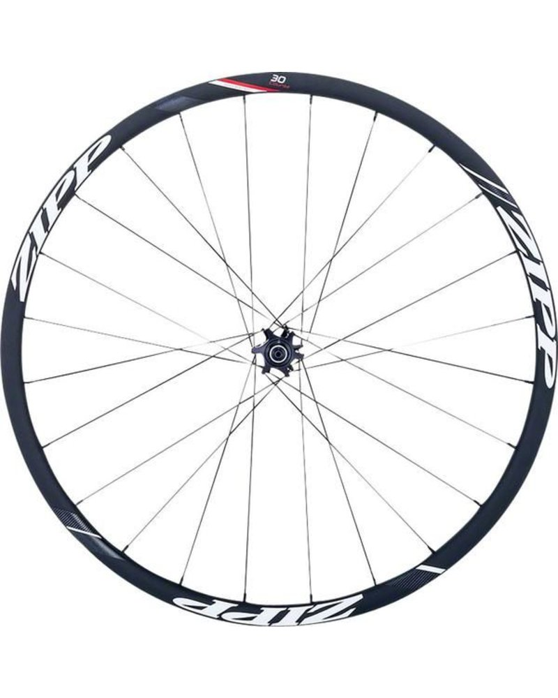 ZIPP 30 Disc Brake Front; White Decal
