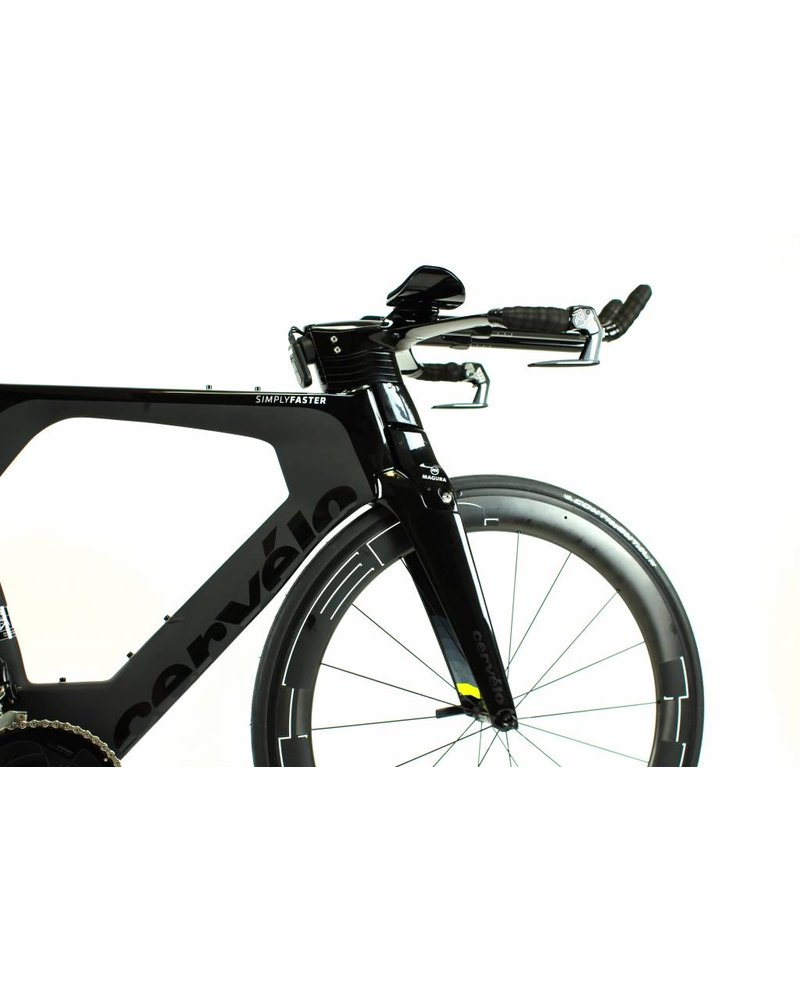 Cervelo P5 eTap Floor Model/Demo