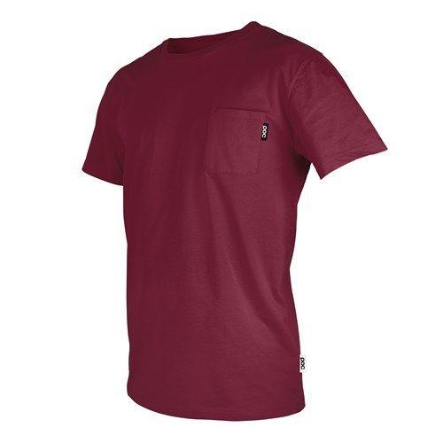 POC T-shirt Pocket Solder Red LG