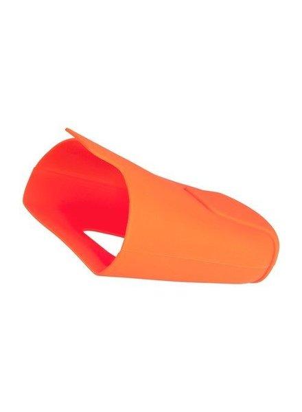 POC AVIP Toe Cap Zink Orange L-XL