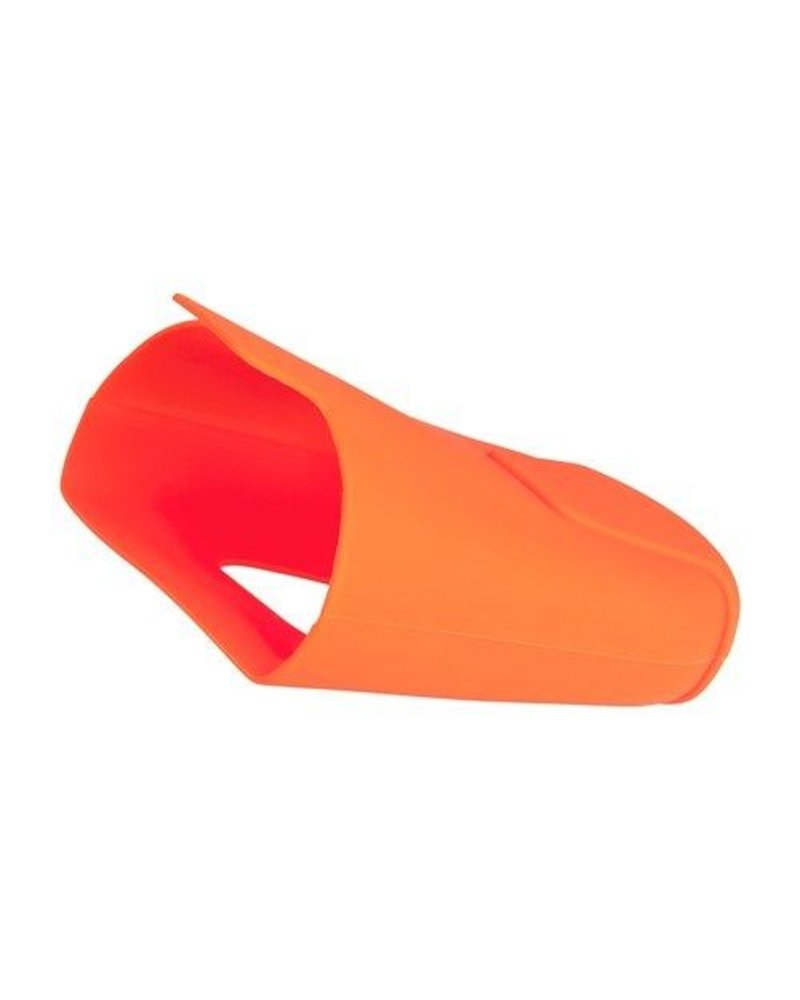 POC AVIP Toe Cap Zink Orange L-XL