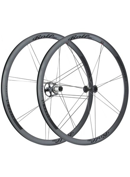 Rolf Wheels Vigor Alpha Stealth Shimano 10/11 Spd