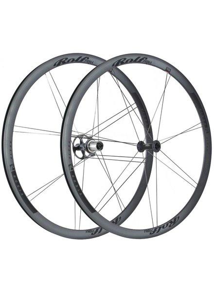 Rolf Wheels Vigor Alpha Stealth Shimano 10/11 Spd