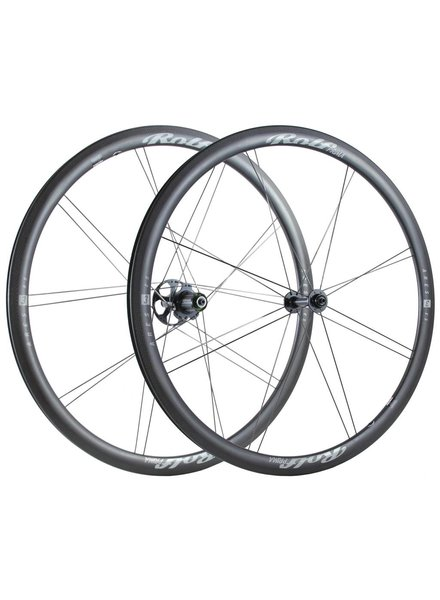Rolf Wheels Ares3 ES Carbon Wheelset Shimano 10/11 Spd