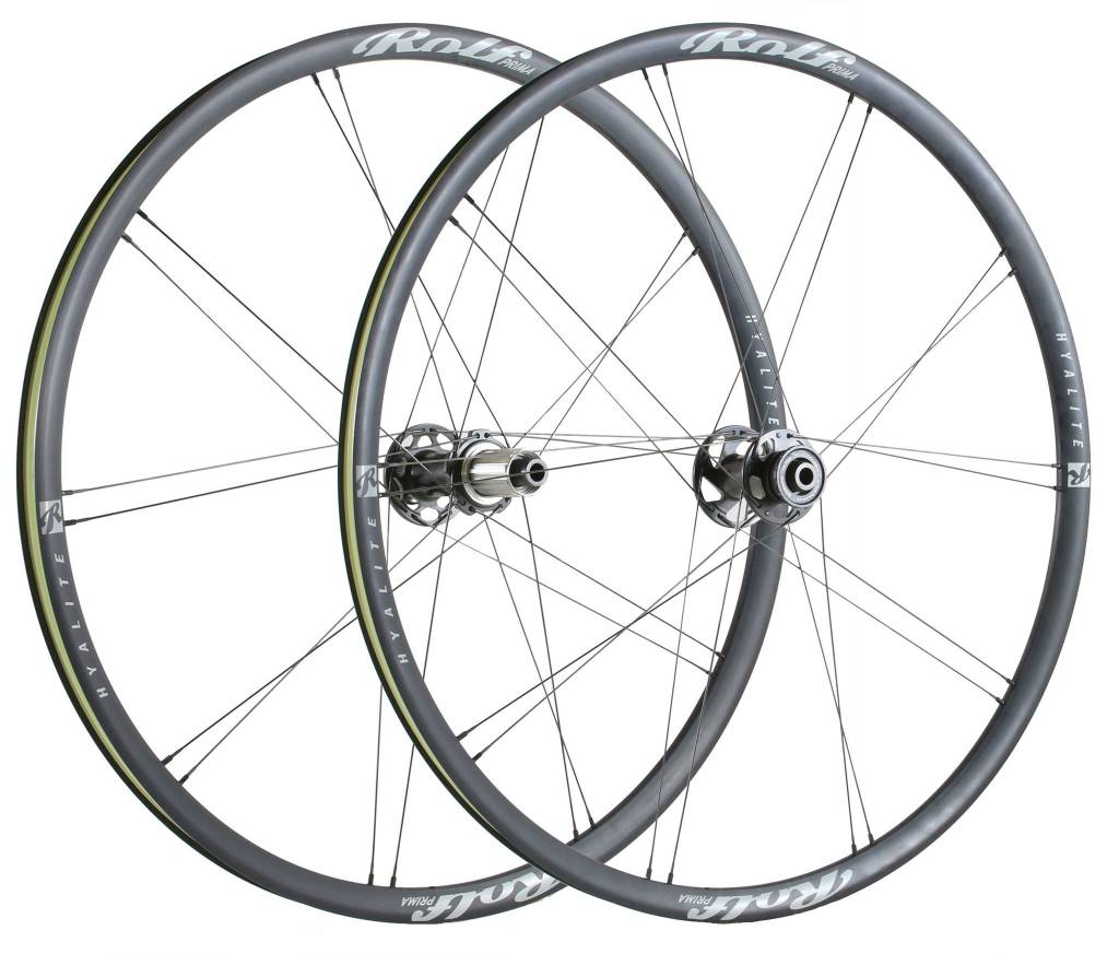 Rolf Wheels Hyalite ES Disc Shimano 10/11 Spd