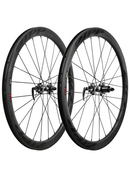 ZIPP 303 Disc Brake CC Front; Black Decal