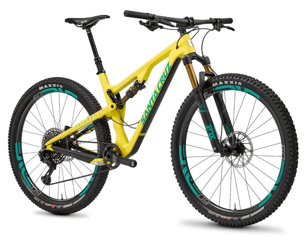 Santa Cruz Tallboy 3.0 A R1x 29er