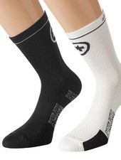 Assos Mille Sock EVO 7 Twin Pack