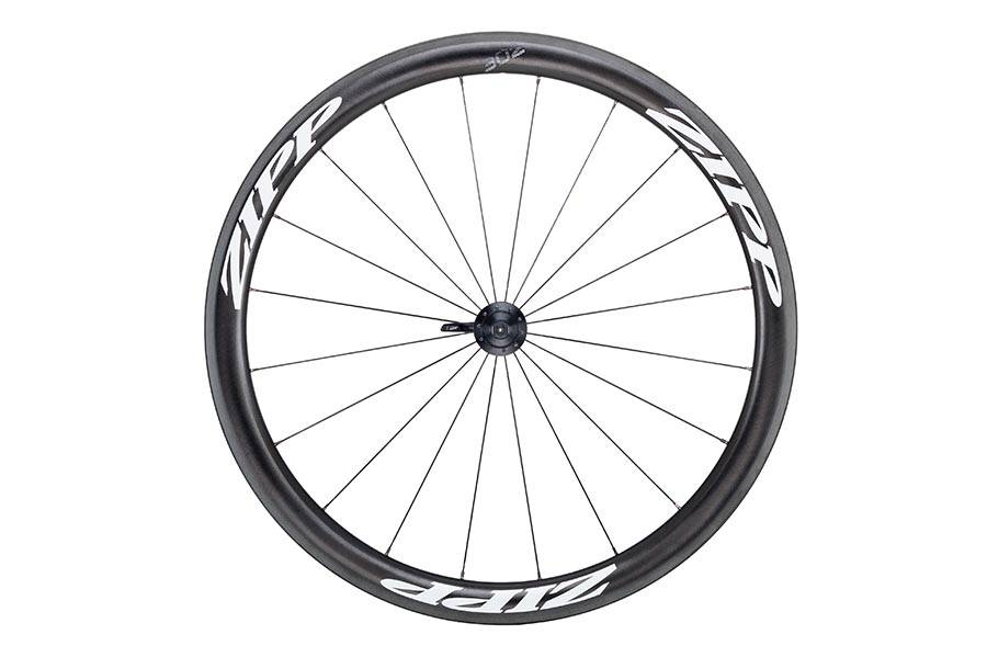 ZIPP 302 CC Front; White Decal