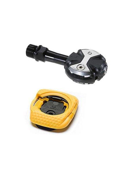 Speedplay, Inc. ZERO CHROMOLY Pedal Black Walkable Cleat