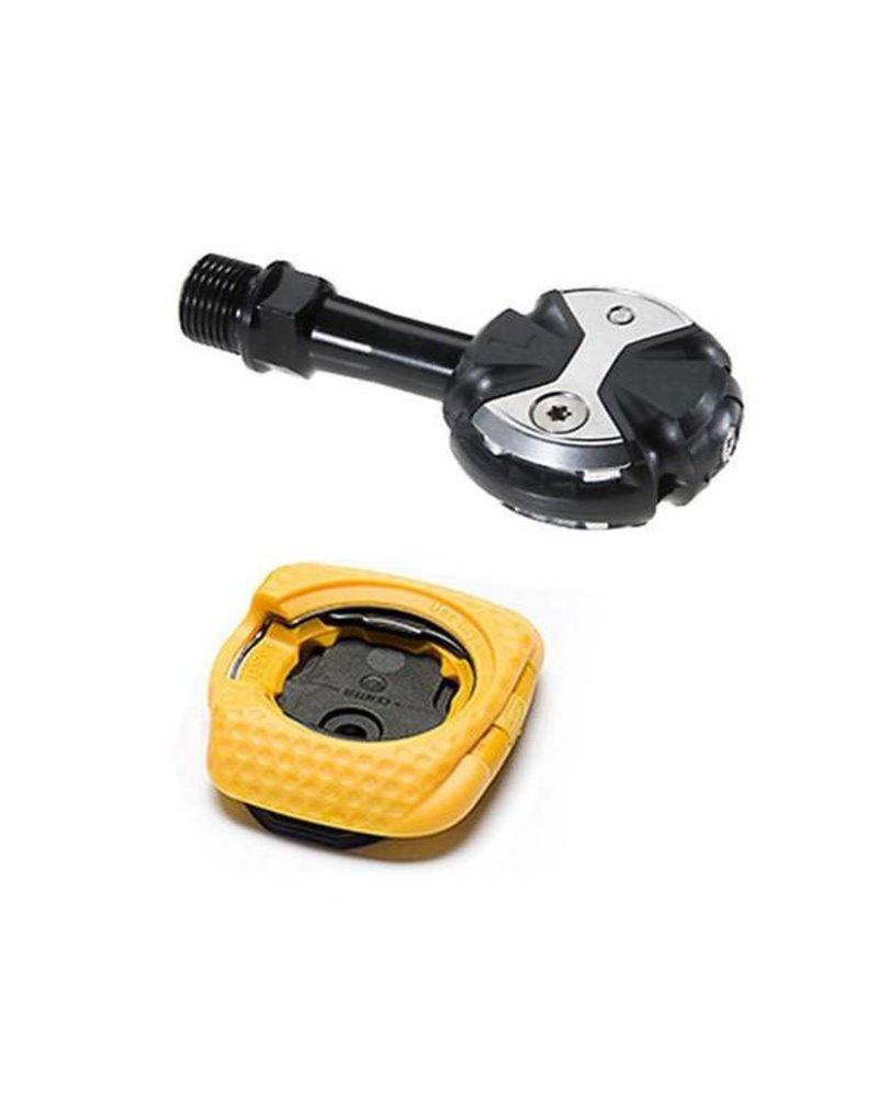 Speedplay ZERO CHROMOLY Pedal Black Walkable Cleat