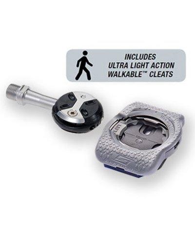 Speedplay Speedplay Ultra Light Action Cr-Mo pedal system, Black
